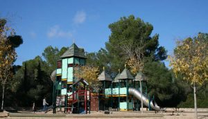 The Bellver Forest Playground in Palma
