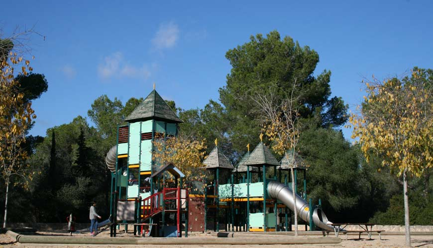 Bellver Forest Playground – Palma
