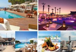 Great Beach Clubs in Mallorca