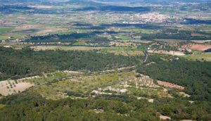 Puig de Randa and the Cura Sanctuary in Mallorca