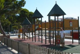 Playa Carregador Playground - Palmanova