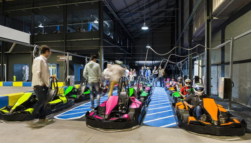 XtremKart – electric go-karting in Mallorca