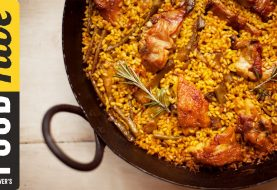 How to make spanish paella, with Omar Allibhoy