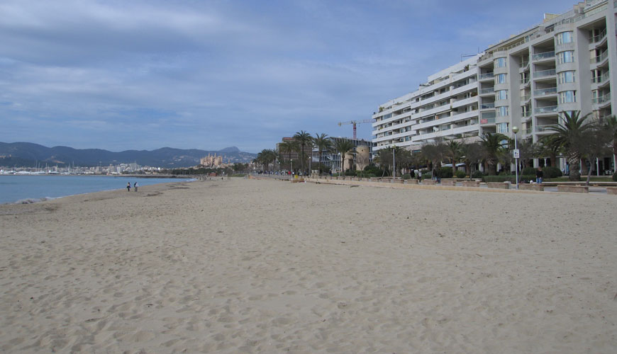 Ca'n Pere Antoni Beach in Mallorca