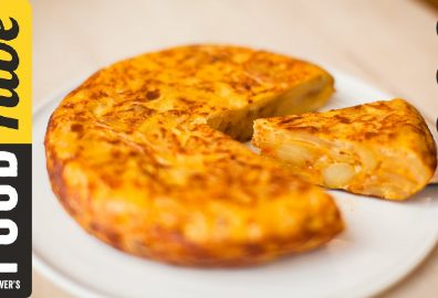 The ultimate spanish omelette, with Omar Allibhoy